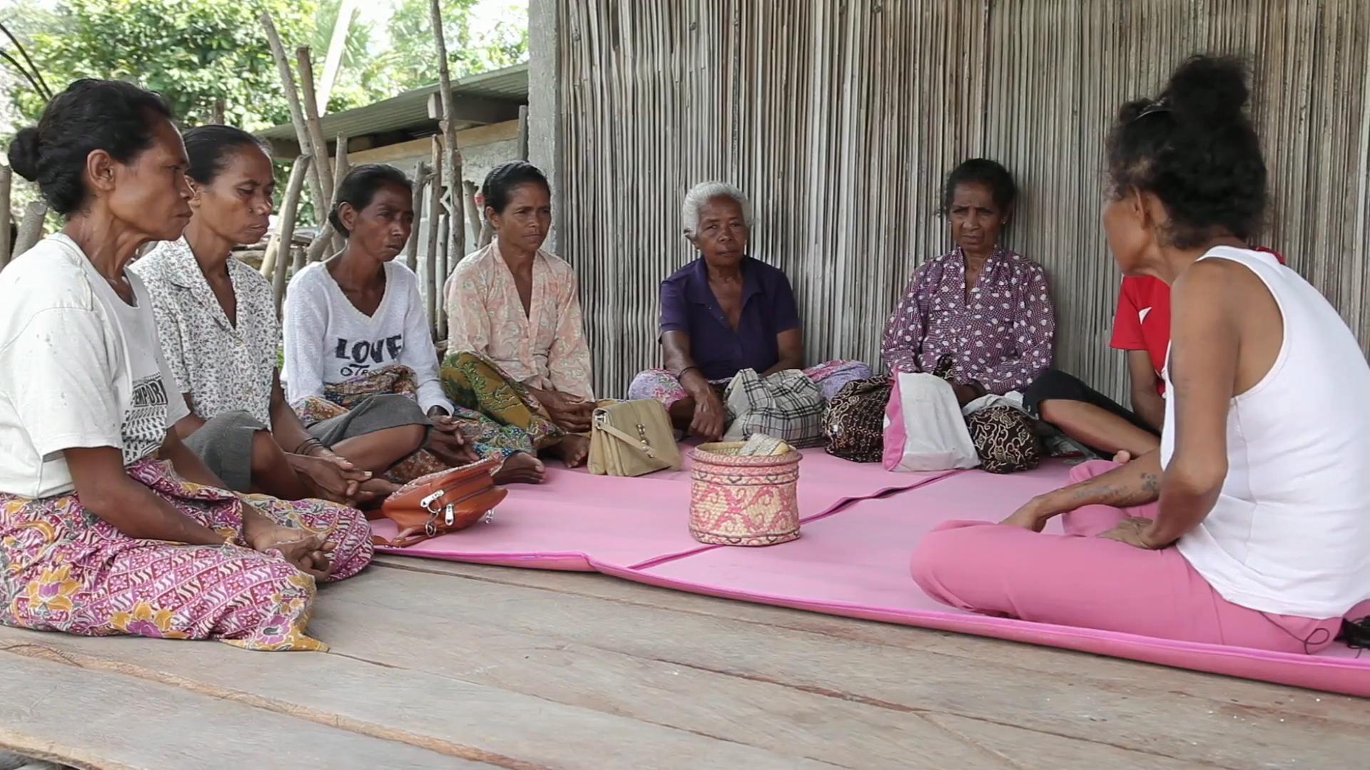 Timor-Leste Beatriz Gewalt Frauen