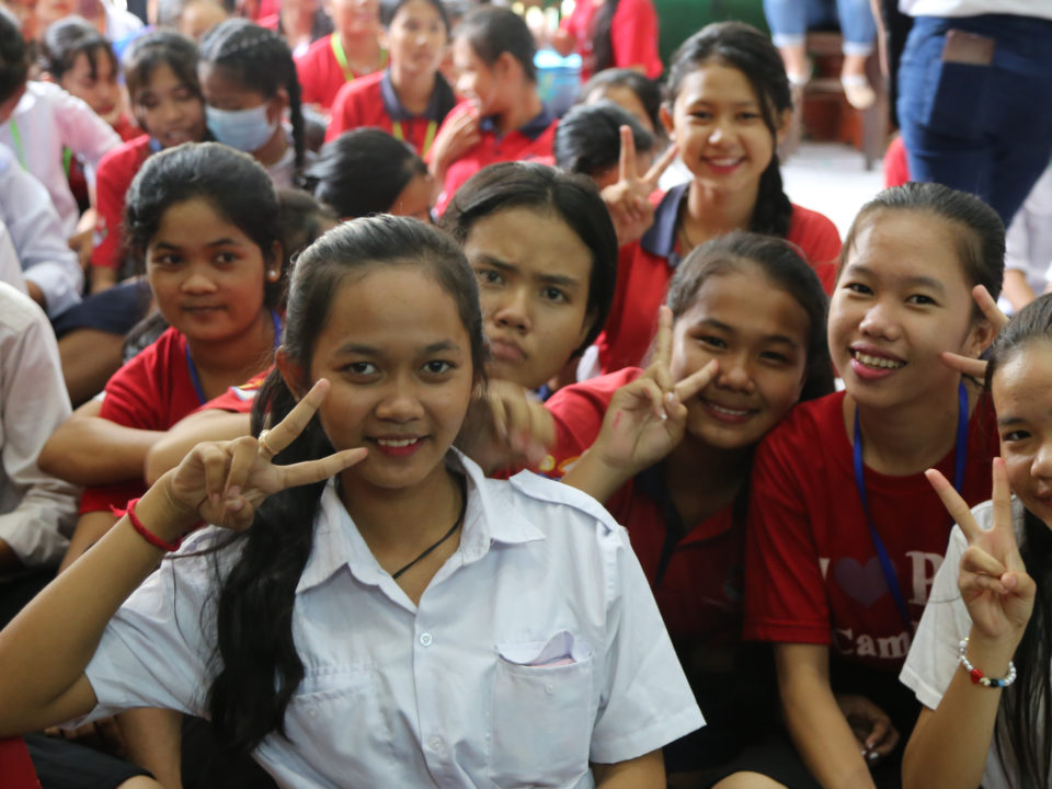 Kambodscha Rollenbilder Frauen