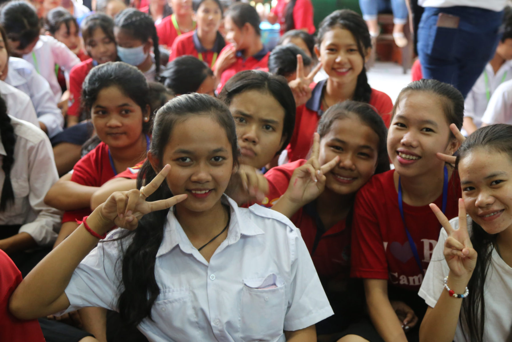 Frauen suchen männer in kambodscha