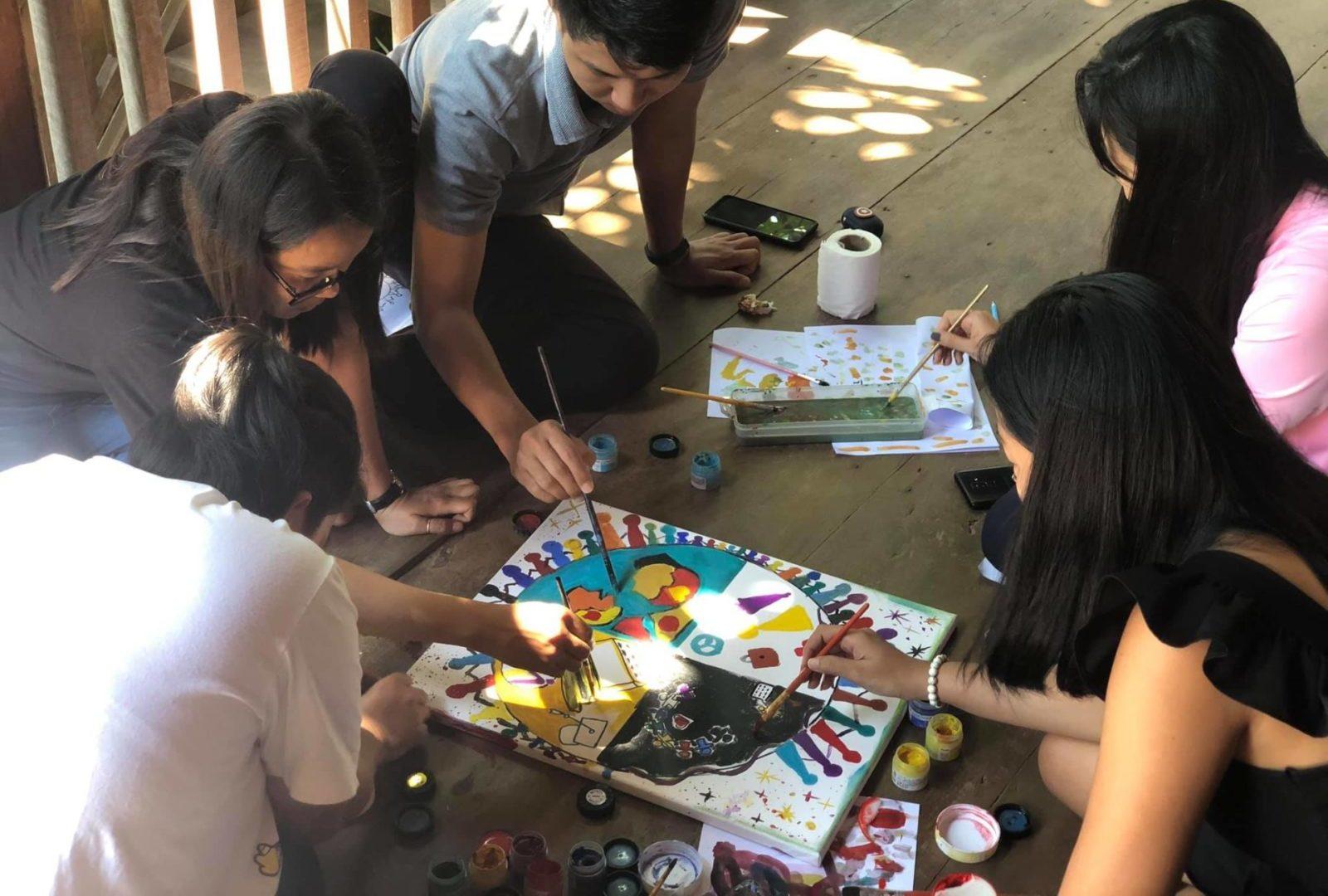 Kambodscha genderbasierte Gewalt