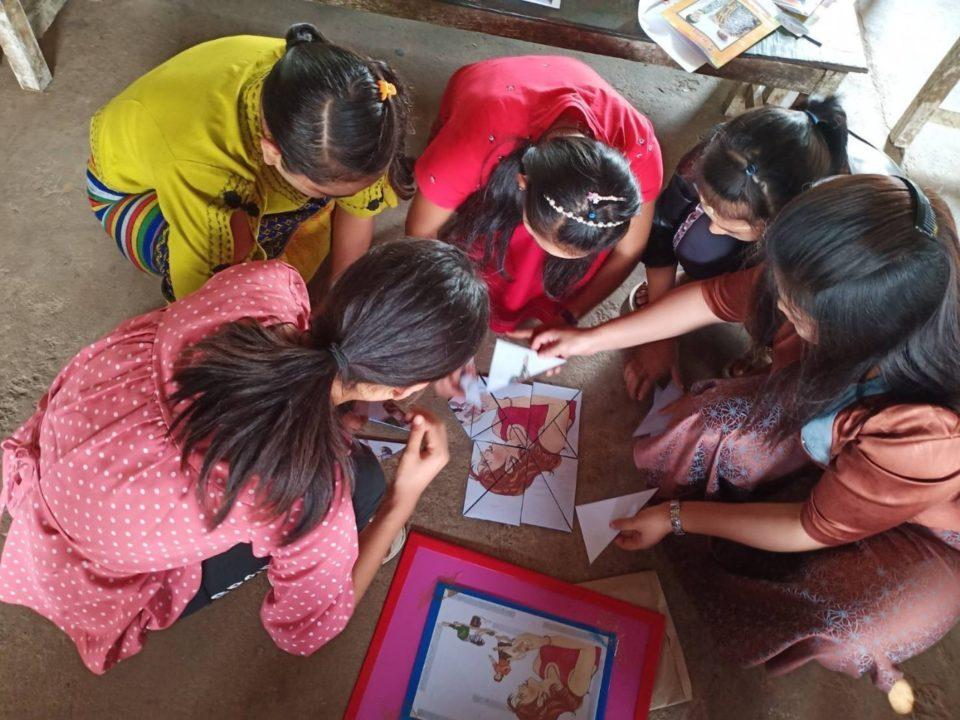 Südostasien Frauenhandel