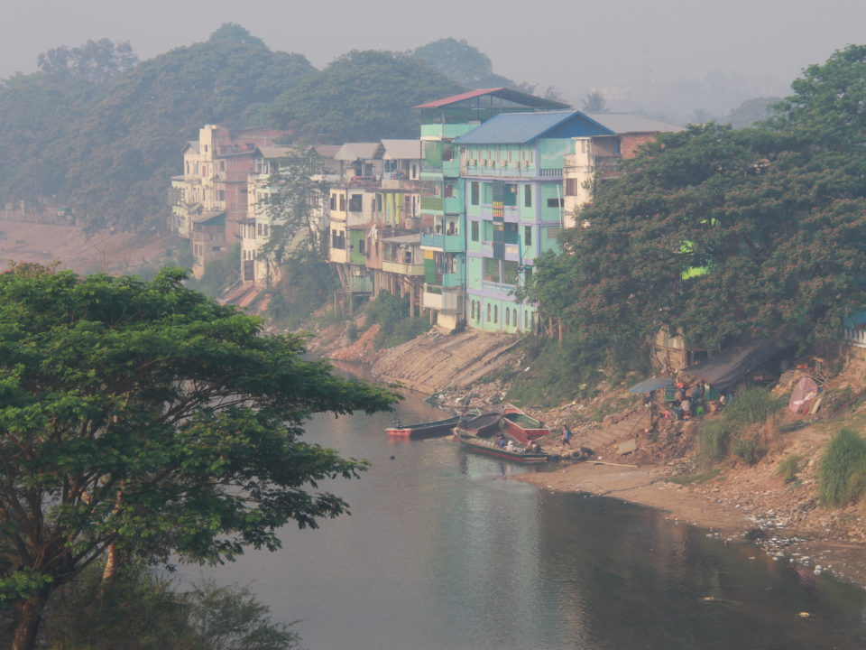 Myanmar Karen Identität Geflüchtete