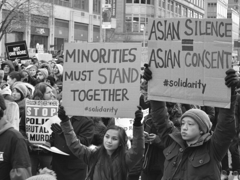Antirassistischer Wandel braucht Solidarität