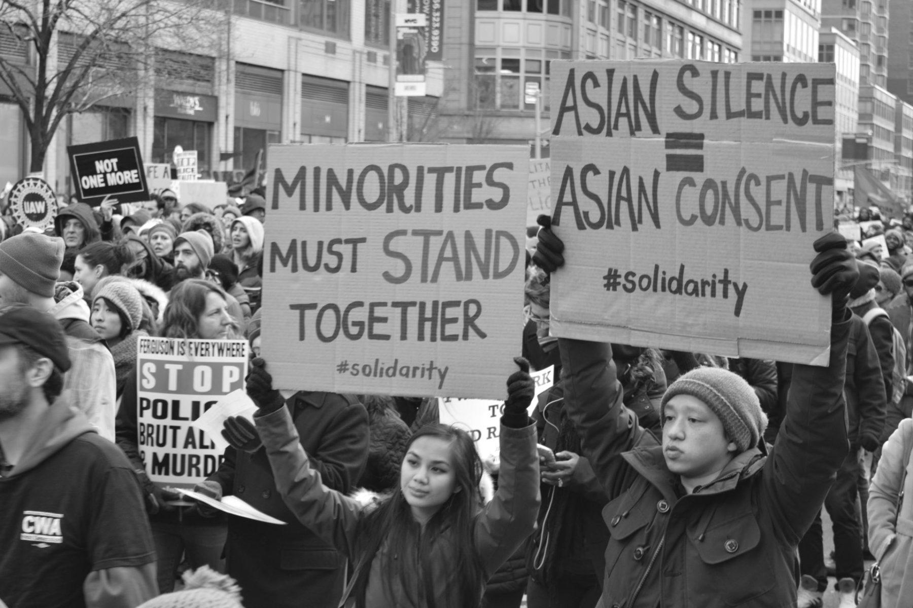 Kambodscha Rassismus Solidarität