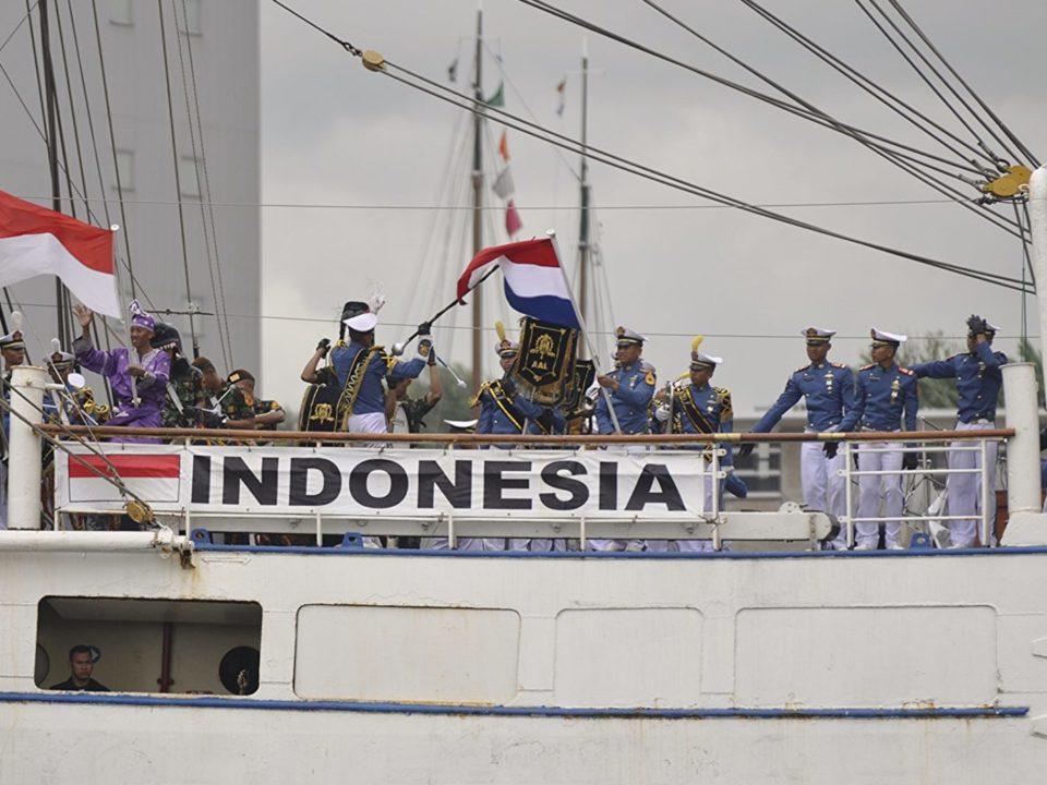 Indonesien Seeleute INSEAC