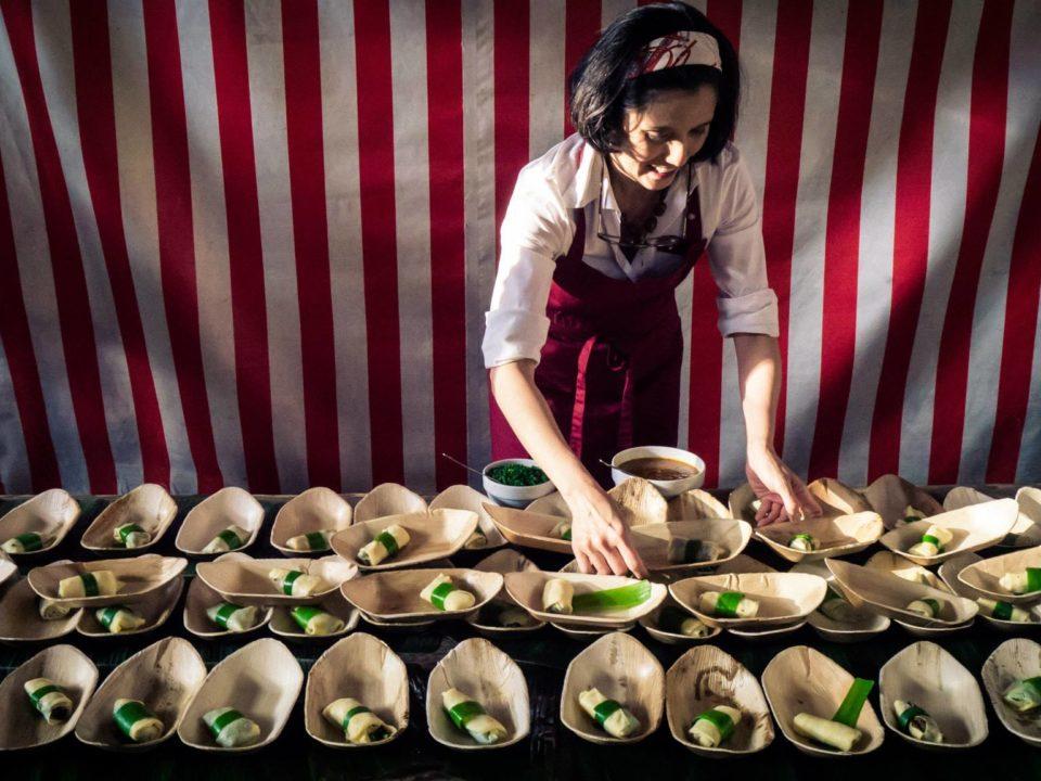 Zwischen Kontroversen und Kulinarik