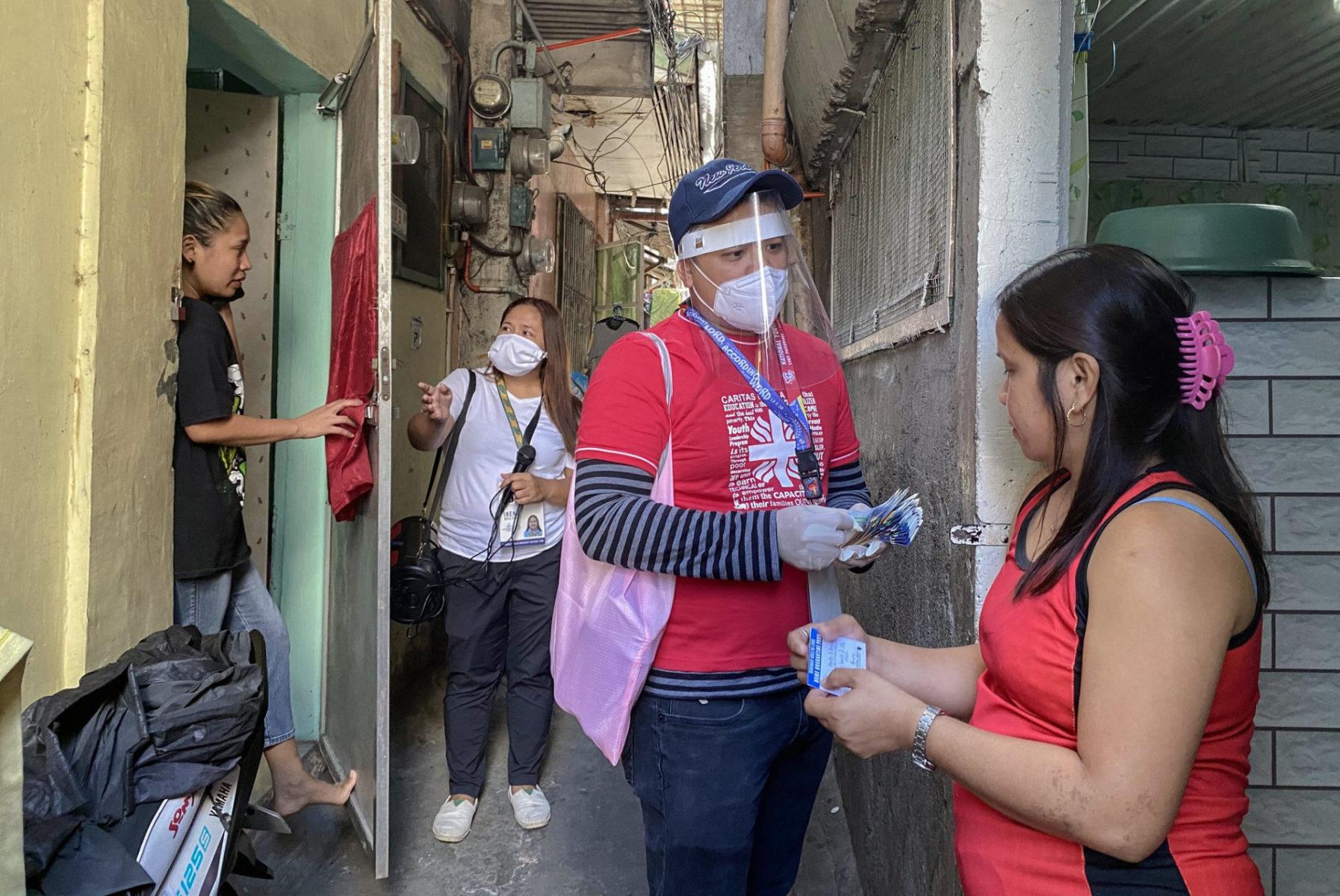 Philippinen Pandemie