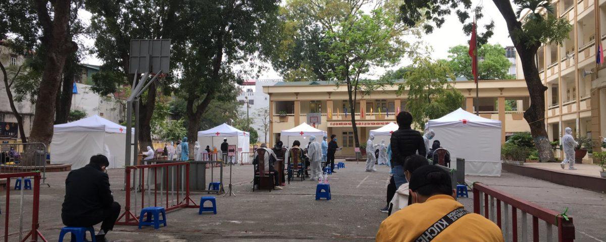 Der Erfolg Vietnams im Kampf gegen das Virus
