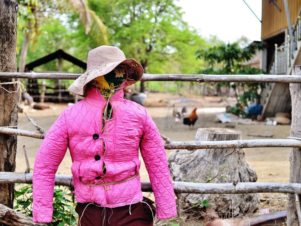 Kambodscha Ting Mong