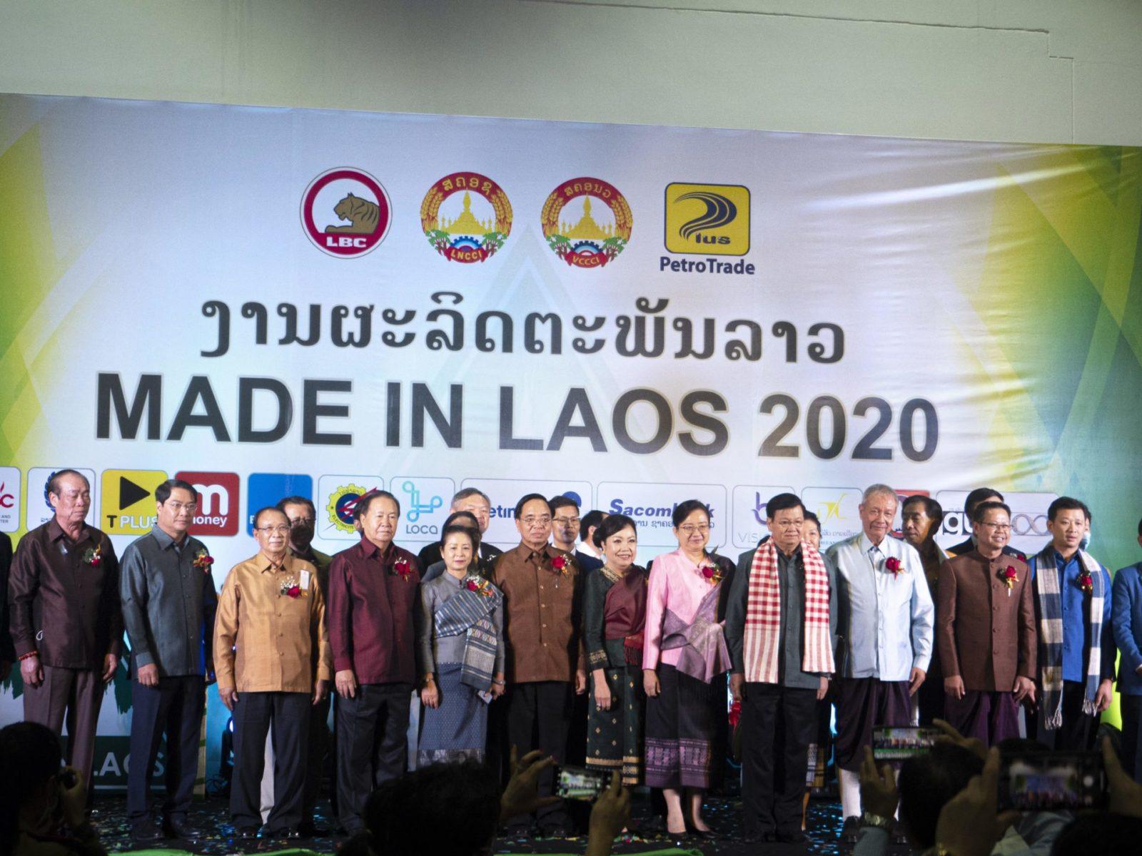 Laos Lockdown