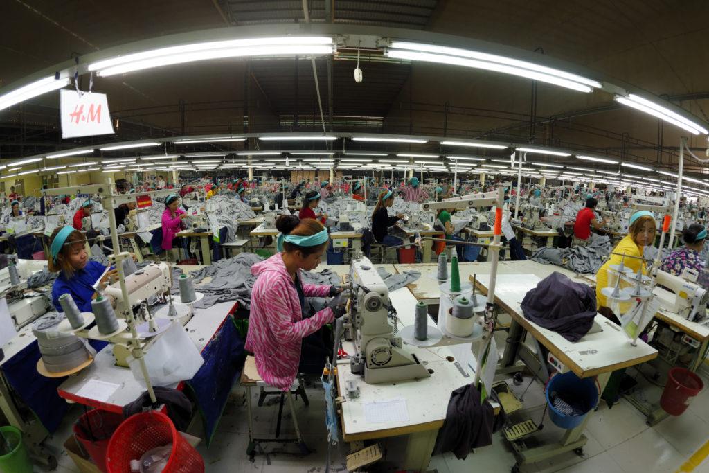 Schnelle Mode, schneller Jobverlust