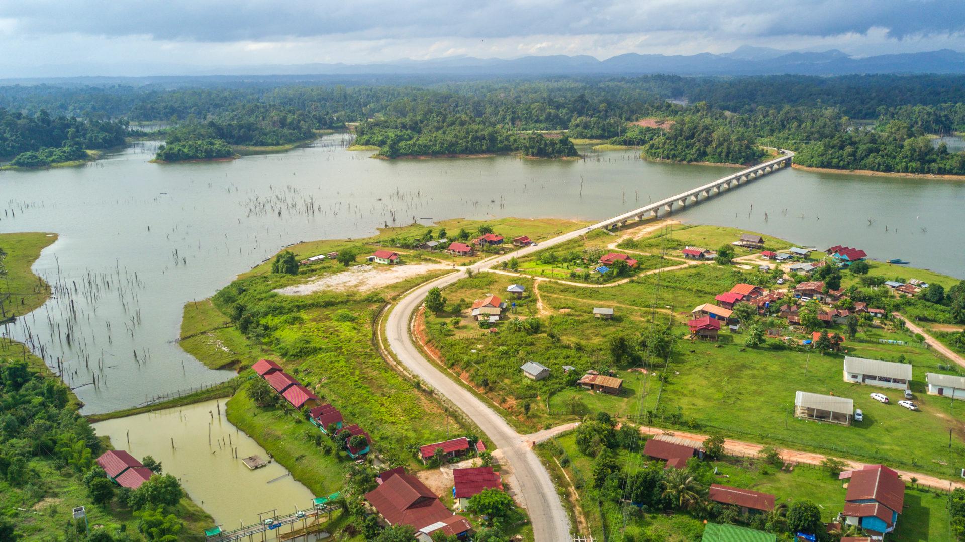 Landgrabbing Laos