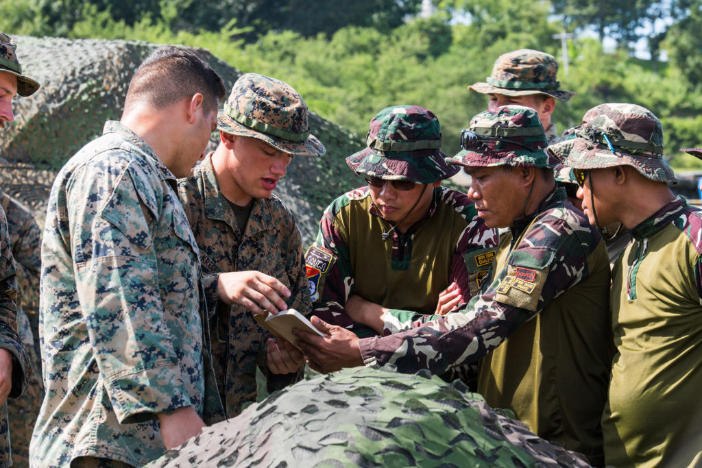 'Festung Amerika': Die Philippinen und die USA