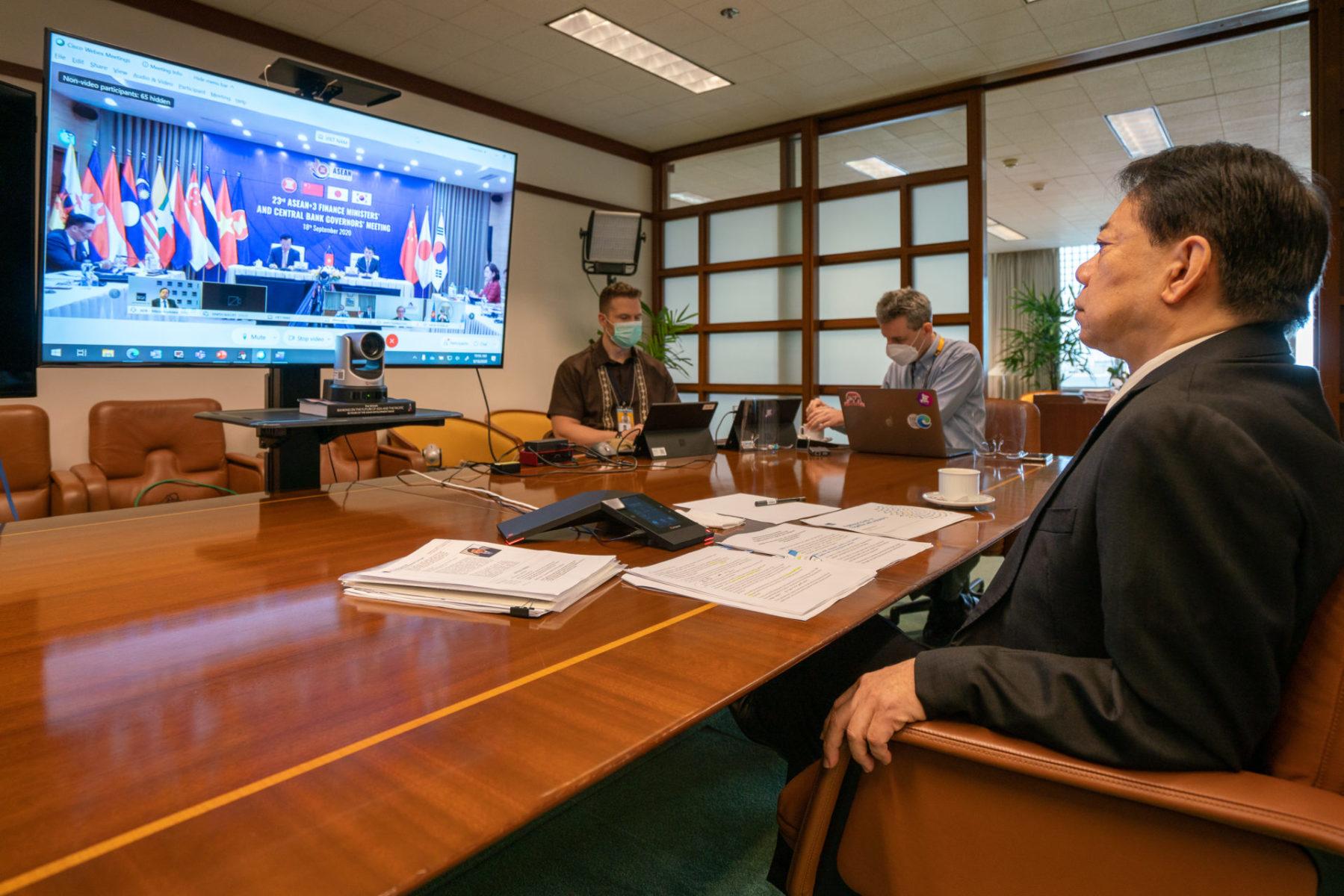 ASEAN Weltfinanzpolitik