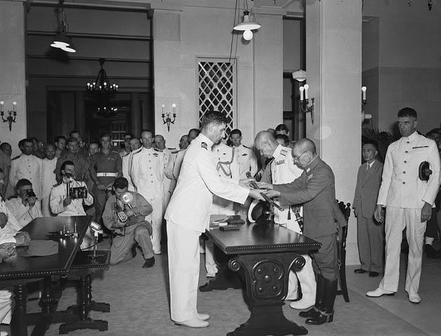 Südostasien nach dem Ende des 2. Weltkriegs