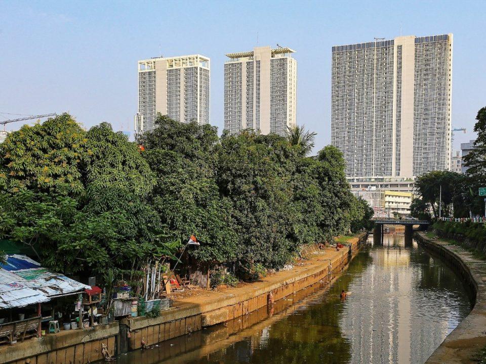 Jakartas getrennte Gesellschaften