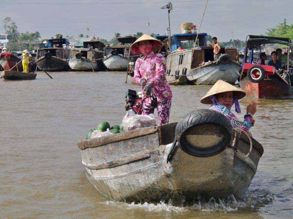 Mekong – Wassersicherheit in Gefahr
