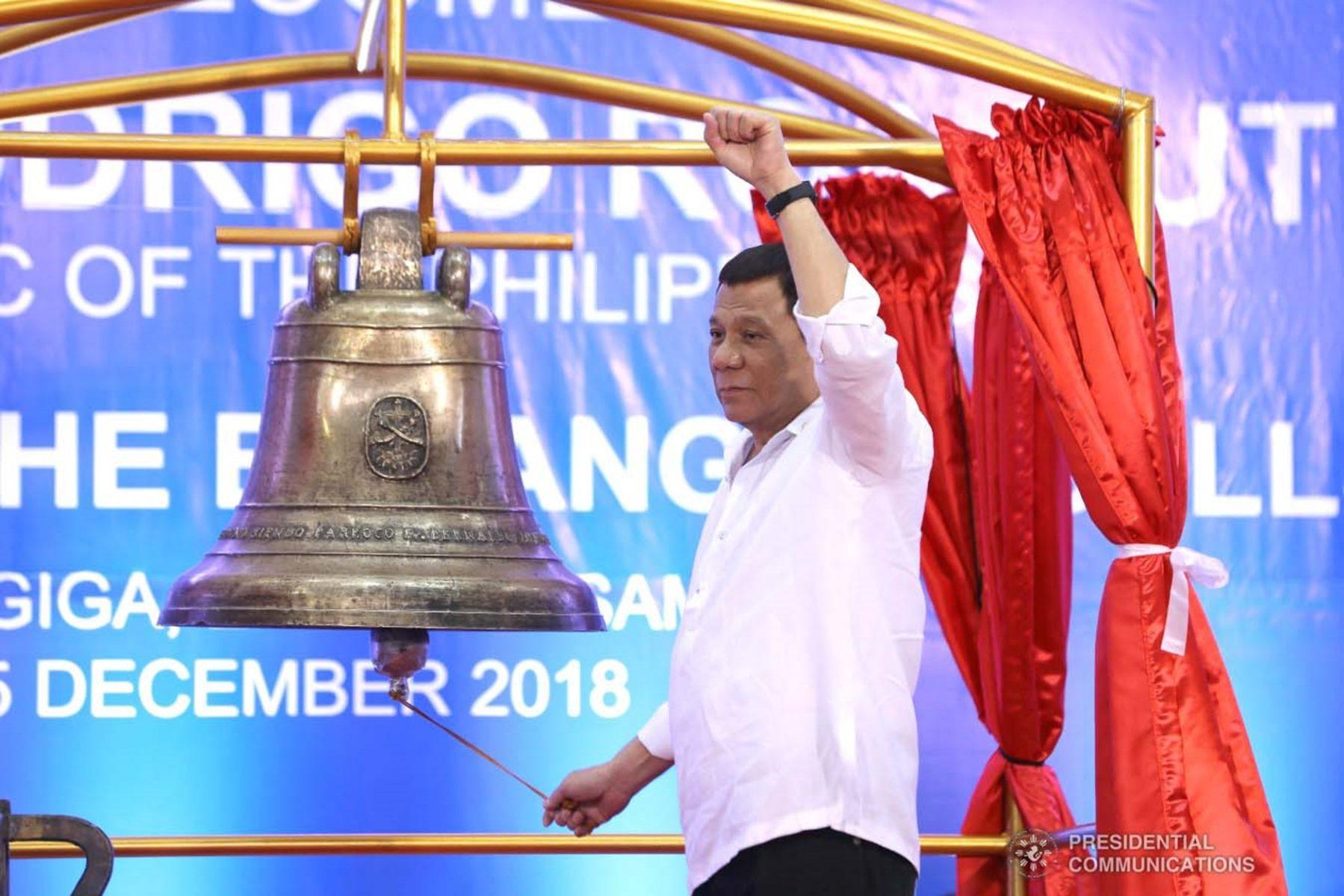 Staatliches Gedenken Philippinen