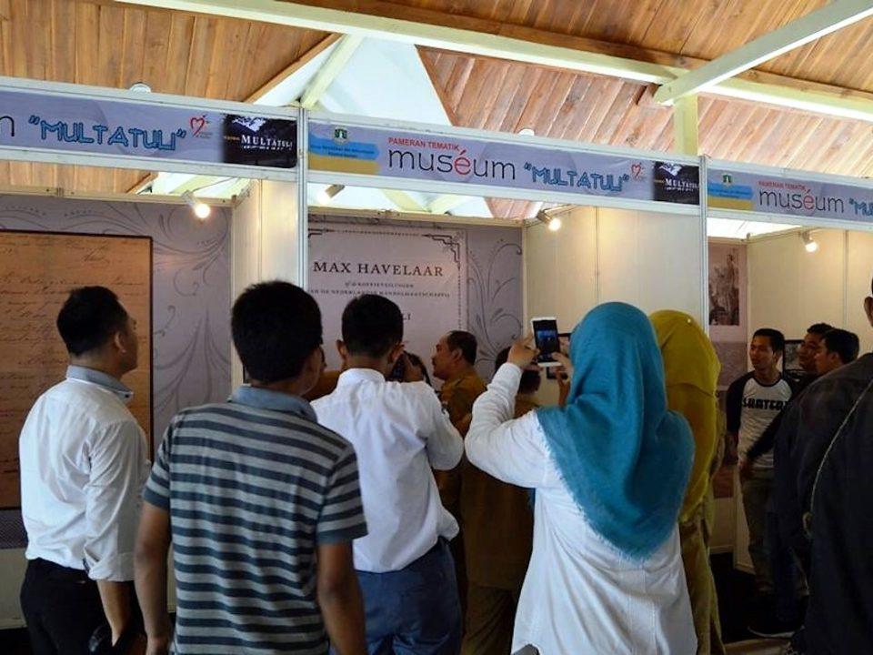 Indonesiens antikoloniales Museum in Rangkasbitung