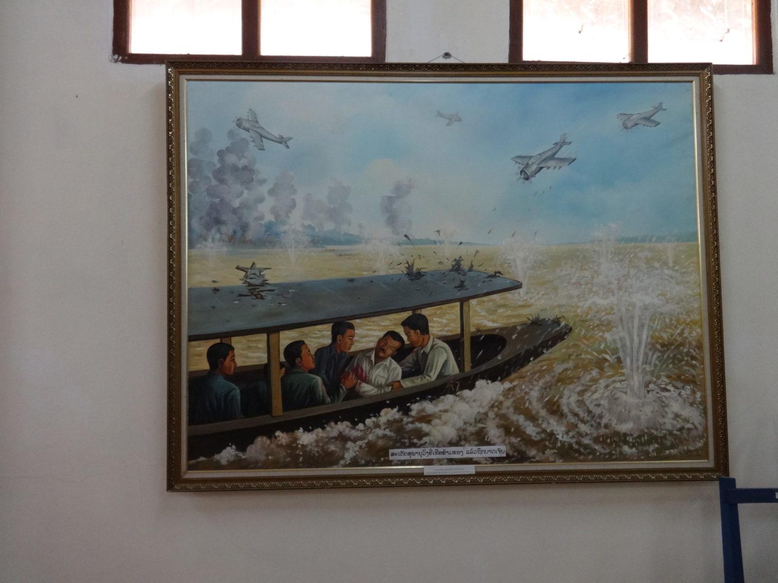 Laos und der französische Kolonialismus
