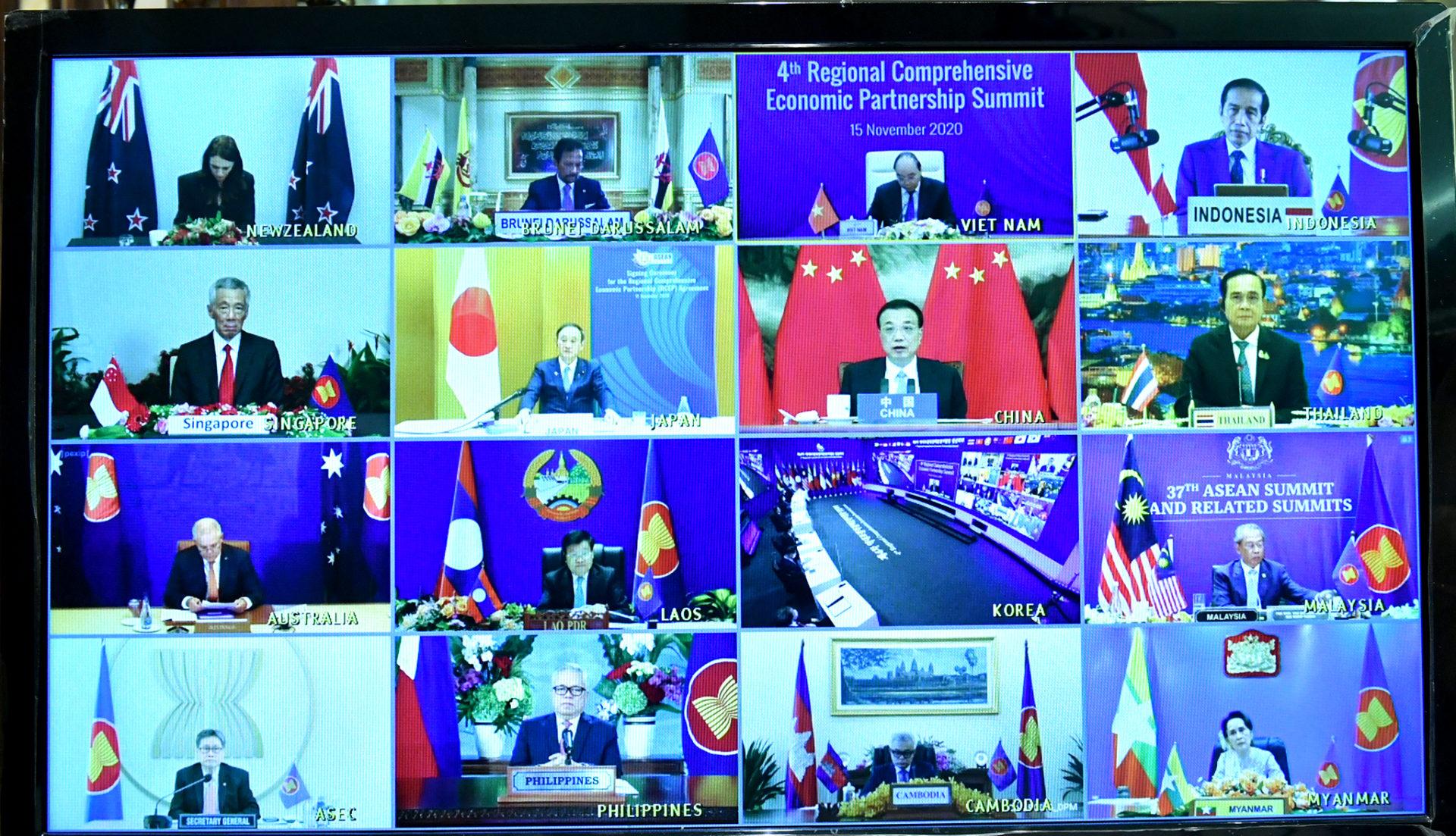 RCEP Freihandelsabkommen