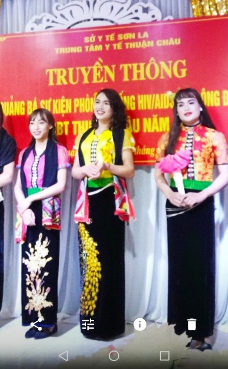 Trans-Frau im ländlichen Vietnam